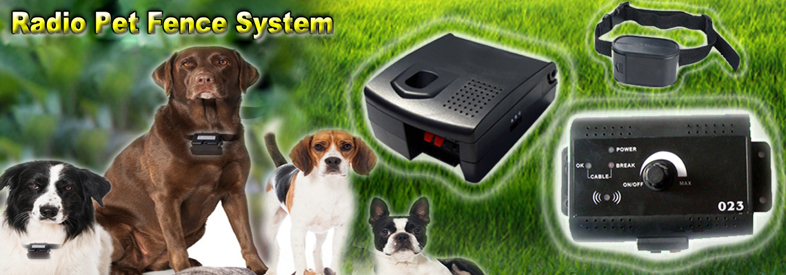 Radio Pet Fence System