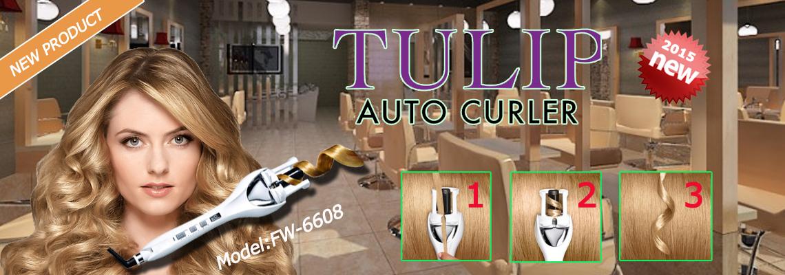 Tulip Automatic Hair Curler