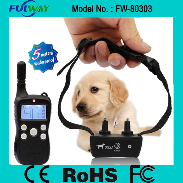 Waterproof Remote Pet Training Collar FW-80303