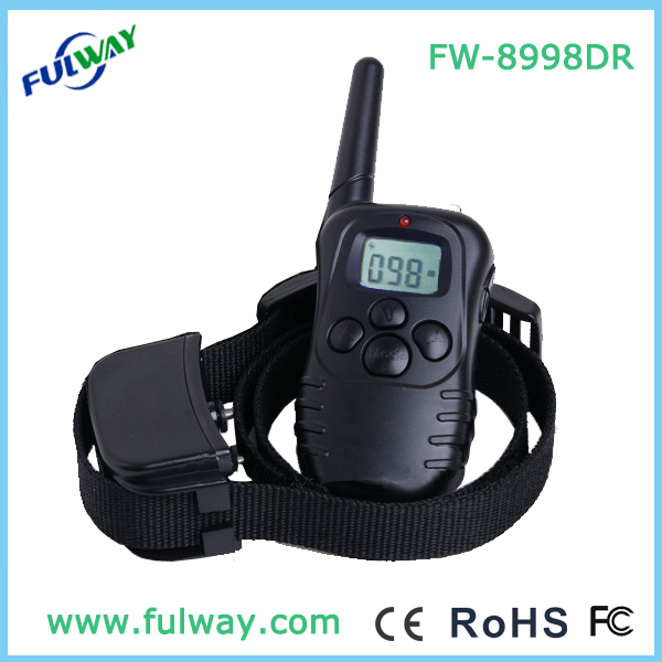 Remote Rechargeable Dog Training Collar FW-998DR
