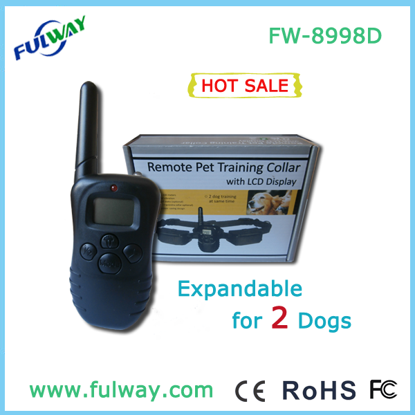 Remote Dog Training Collar FW-998D