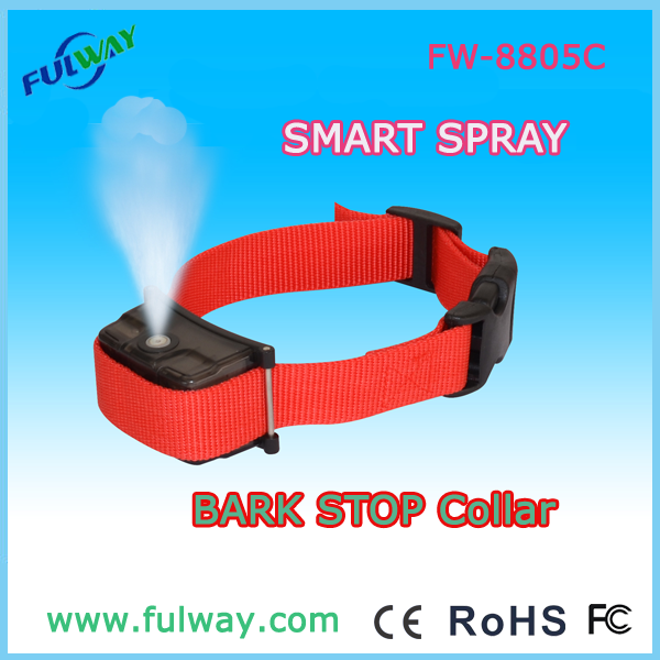 Mist-spray Bark-stop Collar FW-8805C