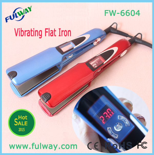 Vibrating Flat Iron FW-6604