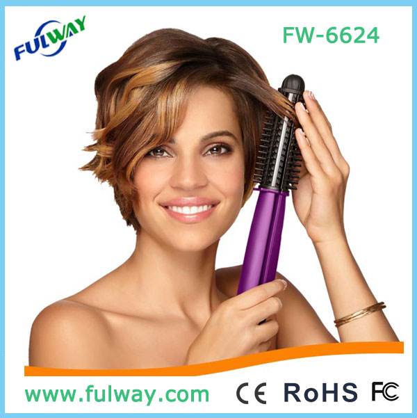 Hot selling Professional Hair Straightening Brush Iron
