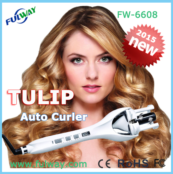 Top Newest Instyler Tulip Automatic Hair Curl Iron