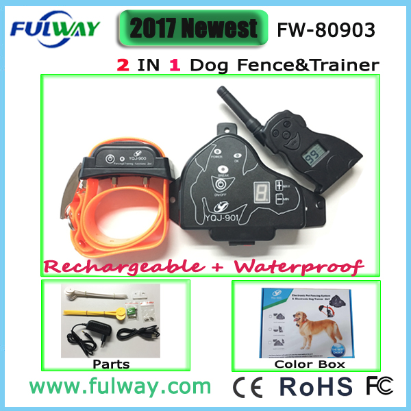 New Arrival Waterproof Radio Invisible electronic dog Fence