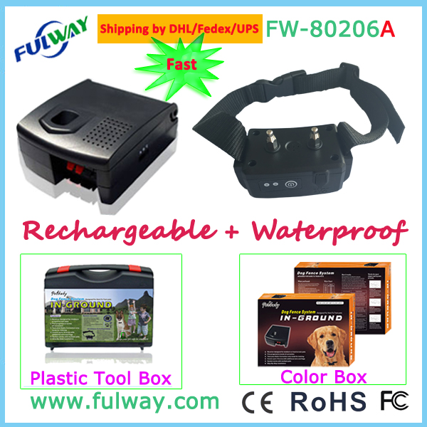 New Waterproof Rechargeable Wireless Dog Fence System