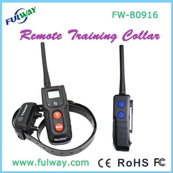 Wholesale best remote dog training collar electronic dog training collar